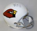 Patrick Peterson Autographed Arizona Cardinals F/S Helmet- JSA Witnessed Auth