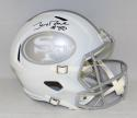 Jerry Rice Autographed 49ers ICE Speed Full Size Helmet- JSA Witnessed Auth