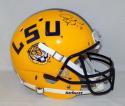 Patrick Peterson Autographed LSU Tigers F/S Schutt Helmet- JSA W Authenticated