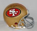 Steve Young Autographed San Francisco 49ers F/S ProLine Helmet W/ HOF- JSA W Auth
