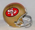 Steve Young Autographed San Francisco 49ers Full Size Helmet- JSA W Auth