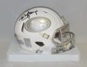 Steve Young Autographed San Francisco 49ers ICE Mini Helmet- JSA W Auth