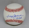 Reggie Jackson Autographed Rawlings OML Baseball With 563 HR- JSA W Auth