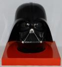 David Prowse Autographed Star Wars Darth Vader Mask- JSA Witnessed Auth