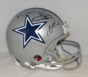 Smith Irvin Aikman Signed *Black Dallas Cowboys F/S ProLine Helmet- JSA W Auth