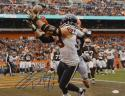 JJ Watt Autographed Houston Texans 16x20 Against Browns Photo- JSA W Auth