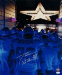 Jason Witten Autographed Dallas Cowboys 16x20 Tunnel Photo- JSA Witnessed Auth