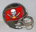 Jameis Winston Autographed Tampa Bay Buccaneers Silver F/S Helmet- JSA Authenticated