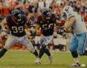 JJ Watt Brian Cushing Autographed Texans 16x20 Against Titans Photo- JSA W Auth