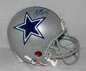 Troy Aikman Autographed Dallas Cowboys F/S ProLine Helmet With HOF- JSA W Auth
