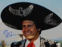 Chevy Chase Autographed 11x14 Three Amigos Photo- JSA Authenticated