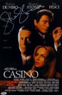 Sharon Stone Autographed 12x18 Casino Movie Poster Photo- PSA/DNA Authenticated