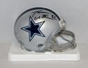 Jason Witten Autographed *Black Dallas Cowboys Mini Helmet- JSA Witnessed Auth