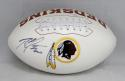 Robert Griffin III Autographed Washington Redskins Logo Football- JSA W Auth