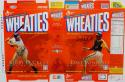 Kirby Puckett Dave Winfield Autographed Hall Of Famer Wheaties Box- JSA Auth