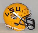 Leonard Fournette Autographed LSU Tigers Full Size Schutt Helmet- JSA W Auth