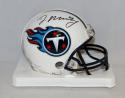 DeMarco Murray Autographed Tennessee Titans Mini Helmet- JSA Witnessed Auth