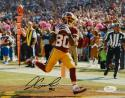 Jamison Crowder Autographed Washington Redskins 8x10 TD Catch Photo- JSA W Auth