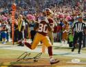 Jamison Crowder Autographed Washington Redskins 8x10 TD Catch Photo- JSA W Auth