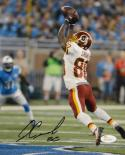Jamison Crowder Autographed Washington 8x10 Vertical Catch Photo- JSA W Auth