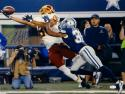 Jordan Reed Autographed Washington 16x20 Catch Against Cowboys Photo- JSA W Auth