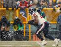 Lamar Miller Autographed Houston Texans 16x20 Running In Snow Photo- JSA W Auth