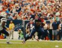 Lamar Miller Autographed Houston Texans 16x20 Against Chargers Photo- JSA W Auth