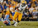Leonard Fournette Signed LSU Tigers 16x20 Running Over Florida Photo-JSA W Auth