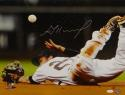 Jose Altuve Autographed 16x20 Houston Astros Ball Flip PF. Photo- JSA W Auth
