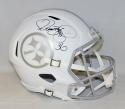 Jerome Bettis Autographed Pittsburgh Steelers ICE Speed F/S Helmet- JSA W Auth