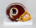 Jamison Crowder Autographed Washington Redskins Mini Helmet- JSA Witnessed Auth