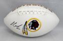 Jamison Crowder Autographed Washington Redskins Logo Football- JSA W Auth