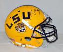 Leonard Fournette Autographed LSU Tigers F/S Authentic Schutt Helmet- JSA W Auth