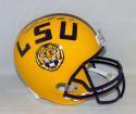 Leonard Fournette Autographed LSU Tigers Full Size Riddell Helmet- JSA W Auth