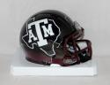 Martellus Bennett Autographed Texas A&M Speed Hydro Mini Helmet- JSA W Auth