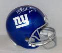 Michael Strahan Autographed *W New York Giants F/S Helmet W/ HOF- JSA W Auth