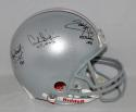 Smith Griffin George Heisman Signed Ohio State F/S ProLine Helmet- JSA W Auth