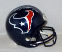DeAndre Hopkins Autographed *White Houston Texans F/S Helmet- JSA W Auth