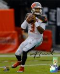 Jameis Winston Autographed Tampa Bay 8x10 Passing PF Photo- Winston Hologram