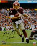 Kirk Cousins Autographed Washington Redskins 16x20 Running PF Photo- JSA W Auth