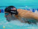 Michael Phelps Autographed *Blue Team USA 16x20 Close Up Photo- JSA W Auth