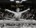 Mary Lou Retton Autographed Team USA 16x20 On Balance Beam Photo- JSA W Auth