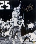 Doug Flutie Signed Boston College 16x20 Celebrating Photo W/ Heisman- JSA W Auth