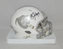 Bo Jackson Autographed Oakland Raiders ICE Speed Mini Helmet- JSA Witnessed Auth