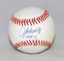 John Smoltz Autographed Rawlings OML Baseball With HOF- JSA W Authenticated