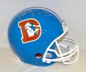 John Elway Autographed Broncos F/S TB Authentic Helmet W/ NFL MVP- JSA W Auth