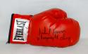 Michael Moorer Autographed Everlast Boxing Glove W/ 3X Heavyweight- JSA W Auth