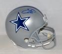 Emmitt Smith Autographed *Blue Dallas Cowboys F/S Helmet- Beckett Authenticated