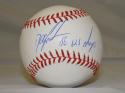 Doc Gooden WS Champs Autographed Rawlings OML Baseball- JSA Authenticated