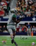 Corey Coleman Autographed Baylor Bears 16x20 About To Catch PF Photo- JSA W Auth